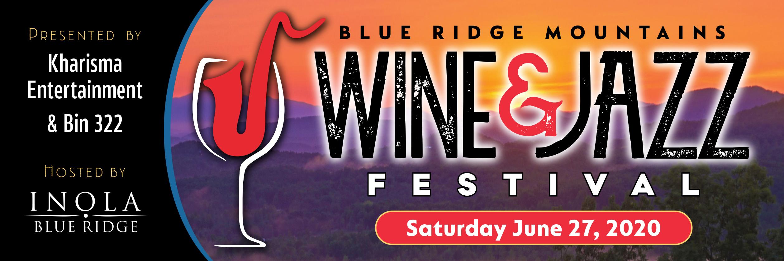 Blue Ridge Mountains Wine and Jazz Festival | Blue Ridge GA